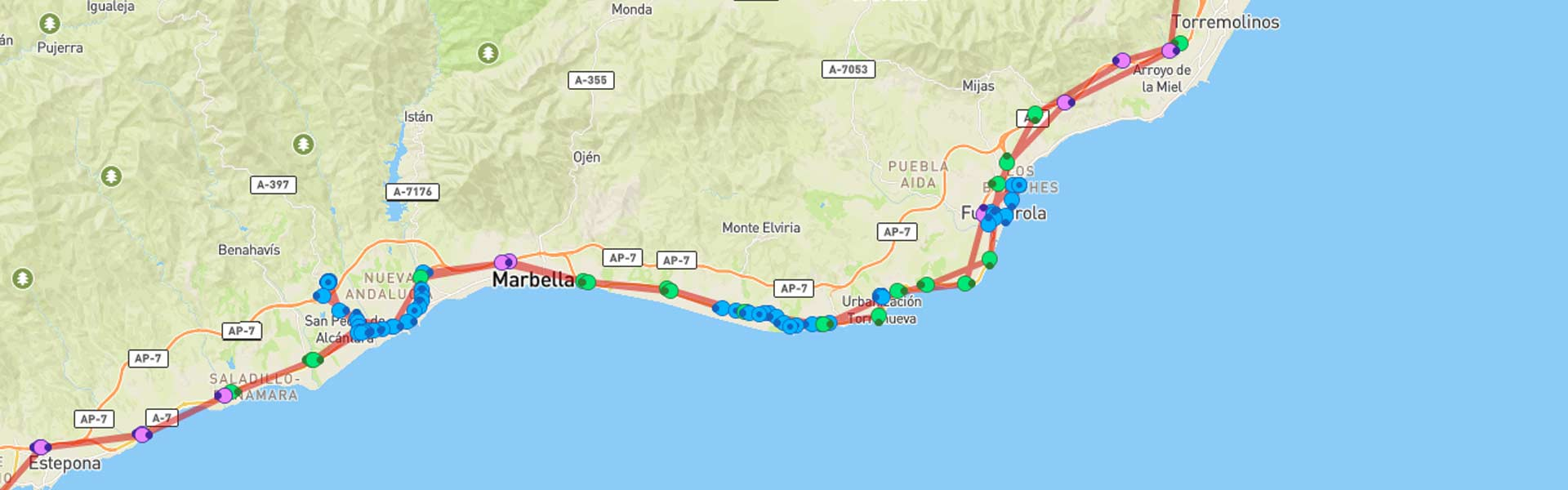 GPS Trackers in Spain