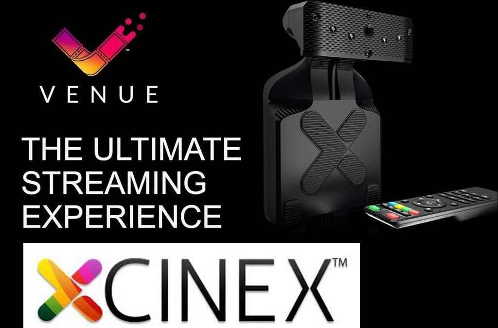 Venue Streaming Service